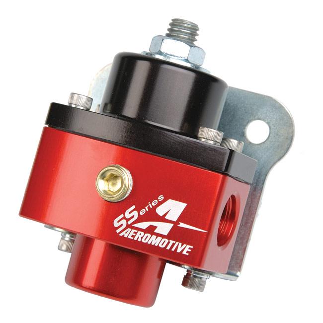 Aeromotive 13201 SS Adjustable Carbureted Regulator