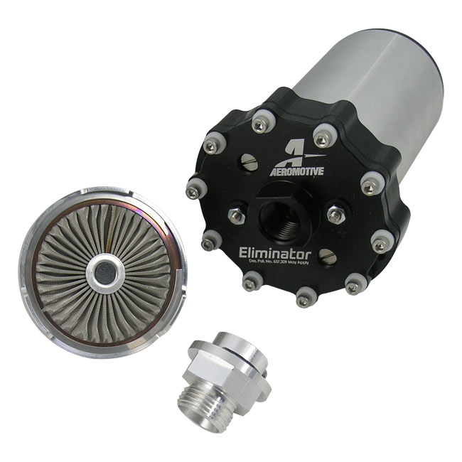 Aeromotive Stealth Fuel Cell Pump Module w/ Fuel Cell Pickup - Eliminator