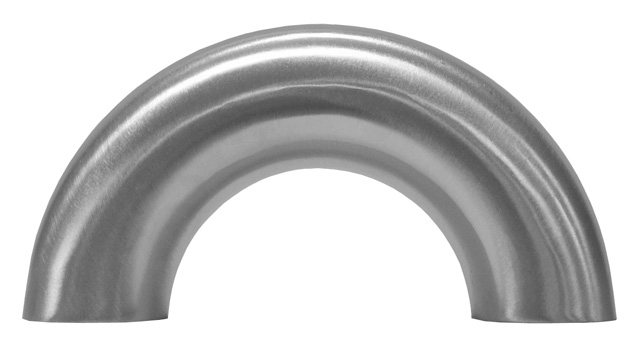 Weld fittings degree return bends a stainless steel