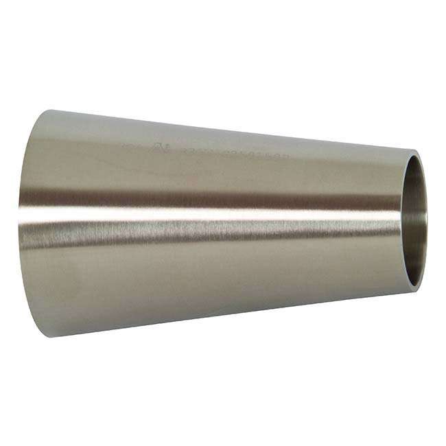 Stainless steel reducers exhaust collectors