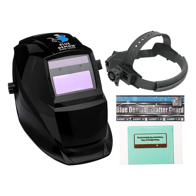 Blue Demon Welding Helmets & Accessories