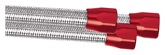 Fragola 3000 Series Stainless Steel Race Hose - Sold by the Foot