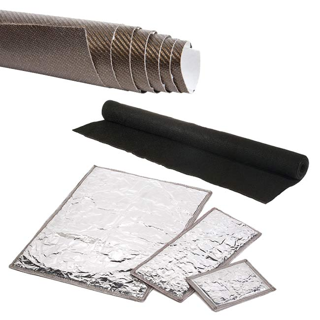 Heatshield Shields and Thermal Barriers