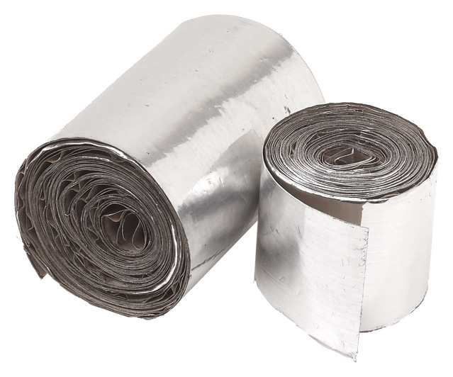 Exhaust Heat Wrap >> Thermal Heat Tape: Cool Foil Exhaust Tape by Heatshield Products