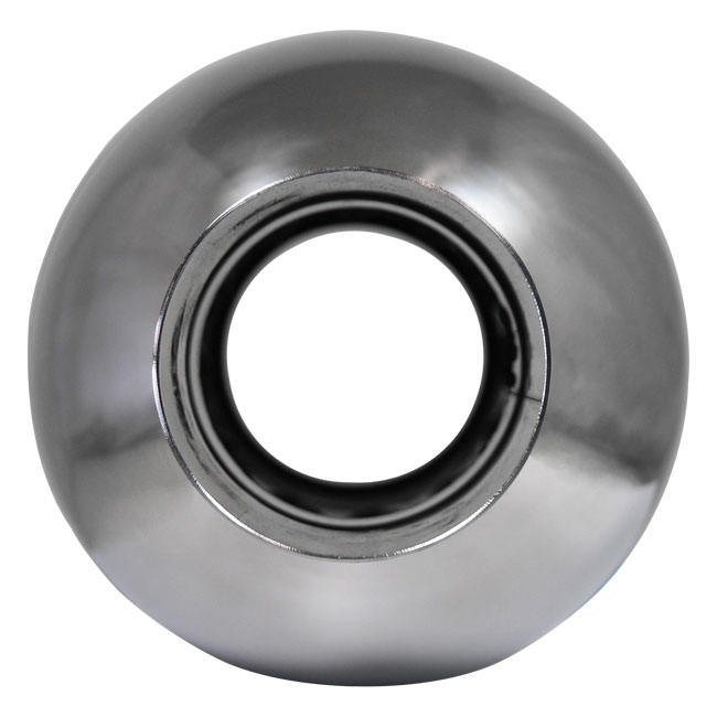 "Jones Exhaust JT2540I Stainless Steel 6/"" x 20/"" Turbine Muffler w// Rolled Tip"