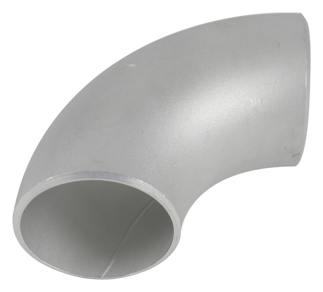 Stainless Steel Schedule 10 Pipe Fittings - Long Radius 90 Degree