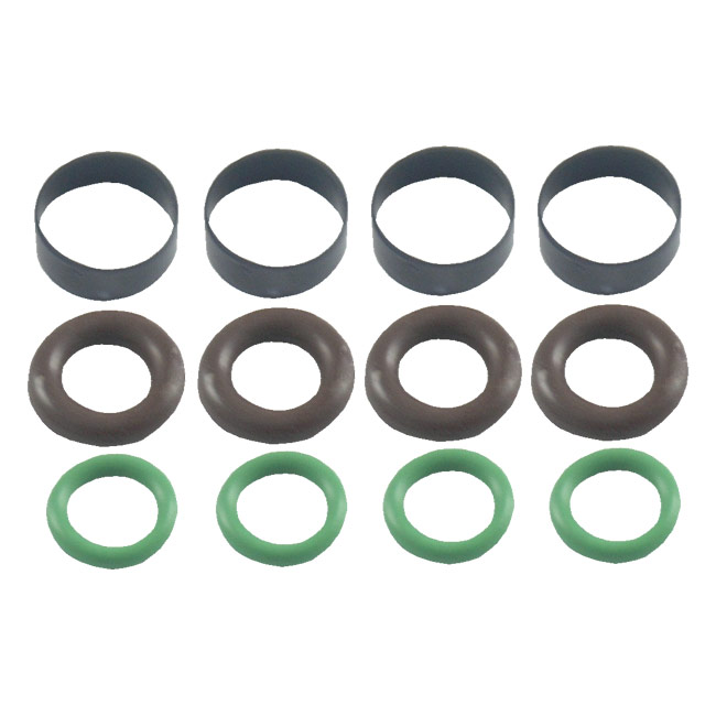Precision Turbo Sport Compact Fuel Injector O-Ring Repair Kit, 044-1015
