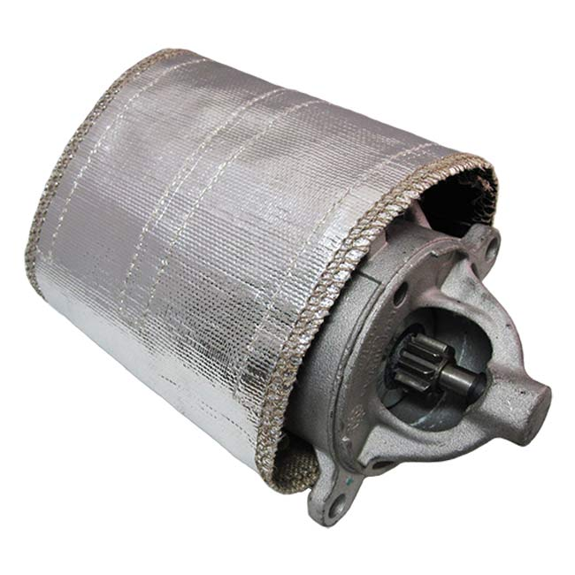 PTP Turbo Blankets Starter Heat Shield
