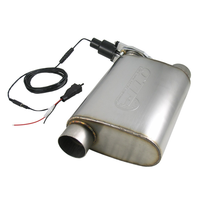 Quick Time Performance Screamer Twintronic Muffler