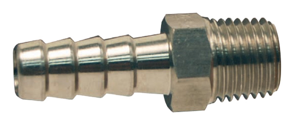 Pipe fittings npt hose barb adapter insert
