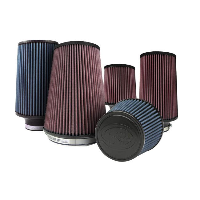 S&B Cone Air Filters
