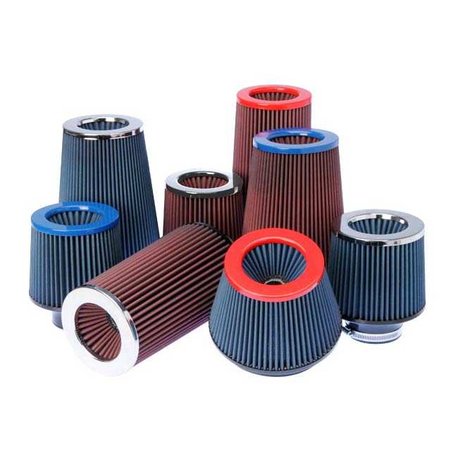 S&B Inverted Cone Air Filters