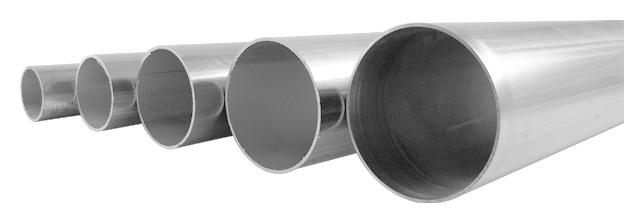 2 1 OD 304 304L Stainless Steel Tubing Welded 18 Gauge 049