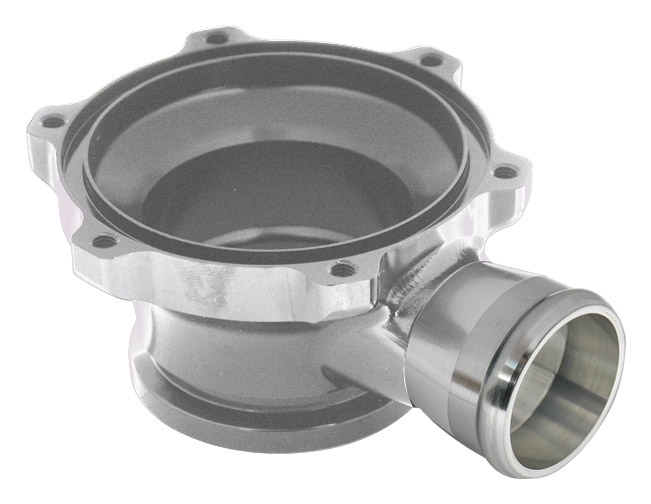 Combine Vacuum Valve With Pneumatic Control Valve For Blow Off