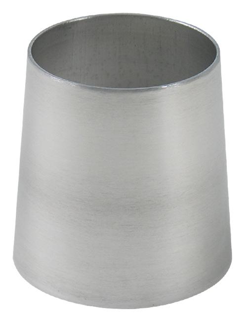 Aluminum reducer transition cones vibrant performance