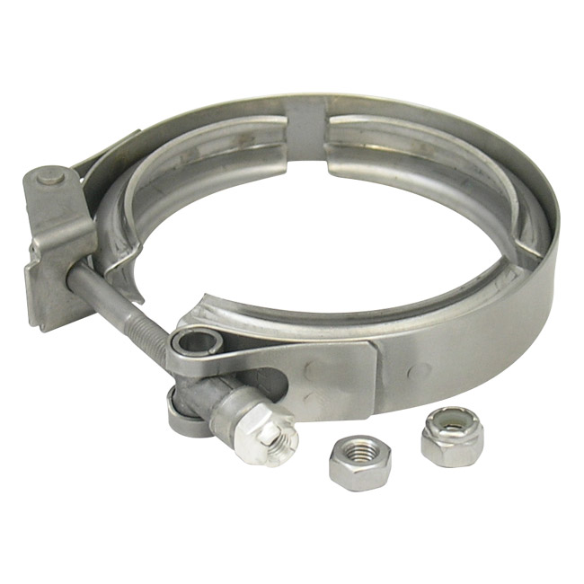 Verocious Motorsports Replacement V-Band Clamp Stainless Steel 1.5